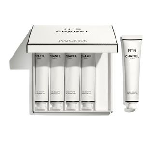 Chanel factory 5, shower gel in tube (5pcs). Limited edition